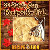 25 Stupidly Easy Recipes for Fall