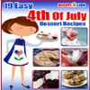 19 Easy 4th of July Dessert Recipes eCookbook