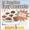 No Bake Recipes 21 FussFree Easy Desserts