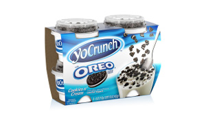 YoCrunch Oreo Vanilla Giveaway: YoCrunch Yogurt Packs