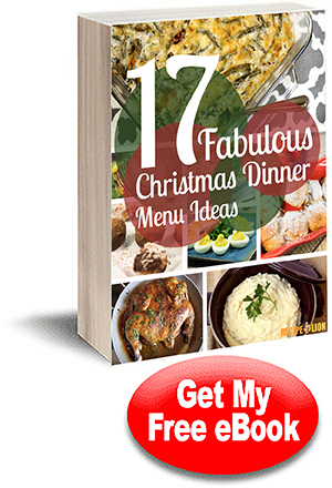 17 Fabulous Christmas Dinner Menu Ideas