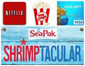 SeaPak Family Night Giveaway