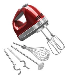 KitchenAid 9 Speed Hand Mixer Giveaway