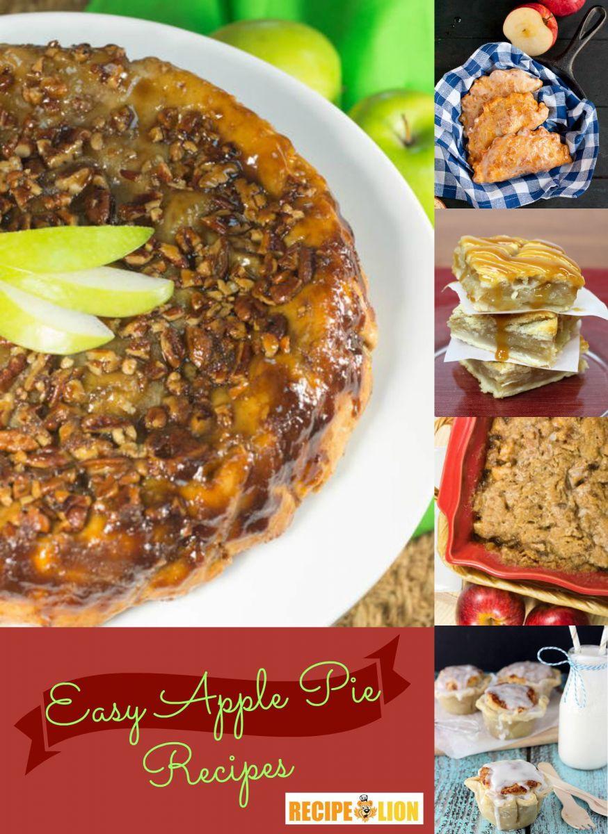 Easy Homemade Apple Dessert 18