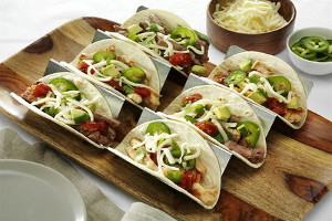 2-Bite Mini Tacos