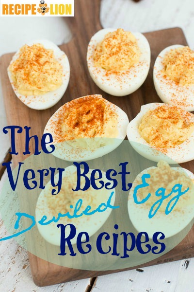 The Very Best Deviled Eggs Recipes