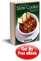 Slow Cooker Suppers eCookbook