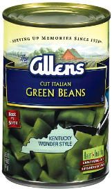 Giveaway: Allens Vegetables