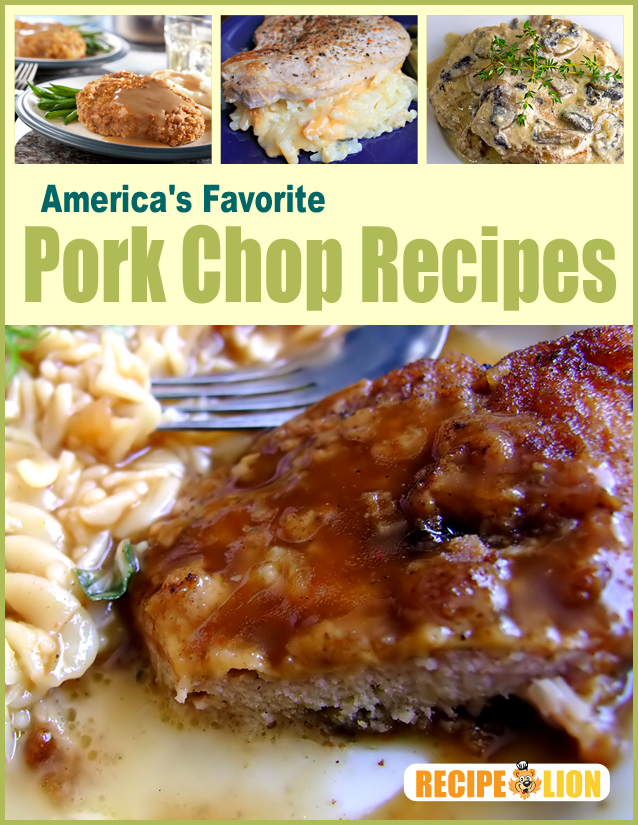 America's Favorite Pork Chop Recipes eCookbook