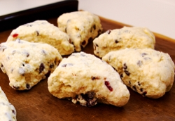 Brewster House Frozen Scones
