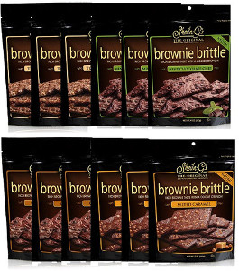 Sheila G's Brownie Brittle Review