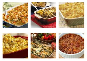 410 Recipes for Casserole Perfection