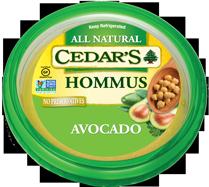 Cedar's Mediterranean Foods Giveaway