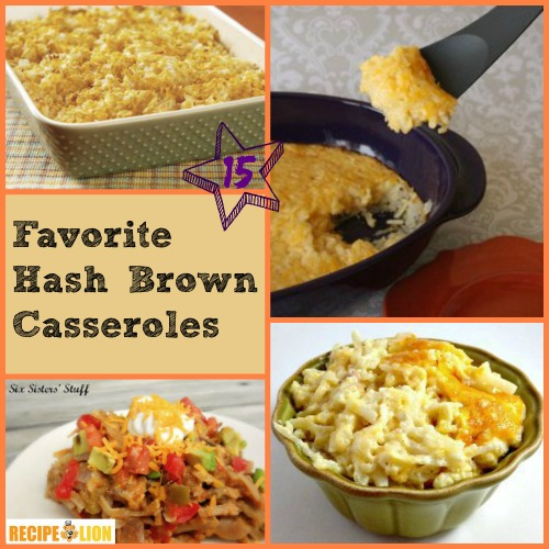 15 Favorite Hash Brown Casserole Recipes, Plus 7 Bonus