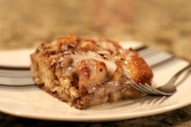 Holy Cow Cinnamon Roll Casserole