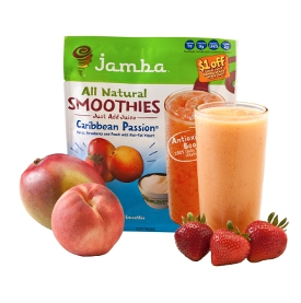 Jamba Smoothies Caribbean Passion Giveaway: Jamba At Home Smoothies