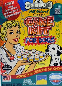 K9 Cakery Cake Kit for Dogs Giveaway: K9Cakerys Cake Kit for Dogs
