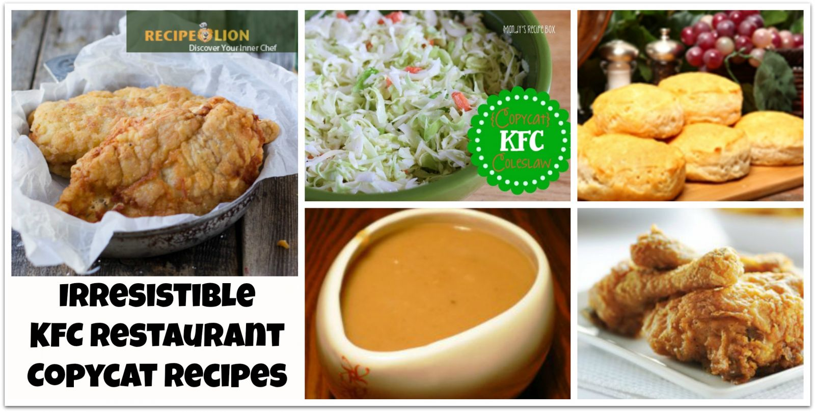 KFC Copycat Recipes