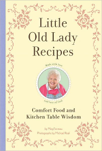 Little Old Lady Recipes Cookbook Giveaway