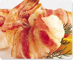 Market Day Bacon Wrapped Jumbo Party Shrimp