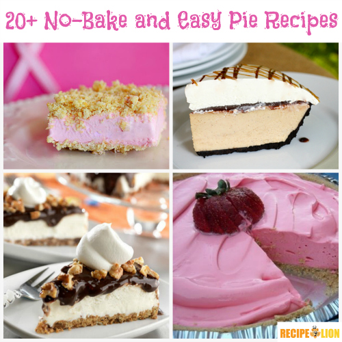 13 No-Bake and Easy Pie Recipes