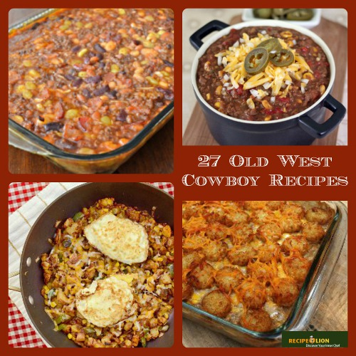 Cowboy Recipes