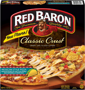 Red Baron Mexican Style Pizza Giveaway