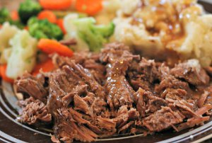Secret Ingredient Slow Cooker Pot Roast