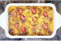 Xmas Morning Overnight Breakfast Casserole