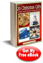 How To: 20 Christmas Gifts To Make and Christmas Cookie Recipes