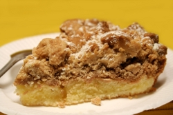 Nutmeg Coffee Cake