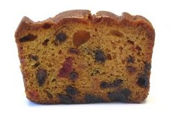 Candied Holiday Fruitcake