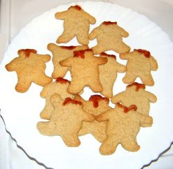 Headless Halloween Gingerbread People