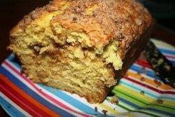 Summer Squash Cinnamon Streusel Bread