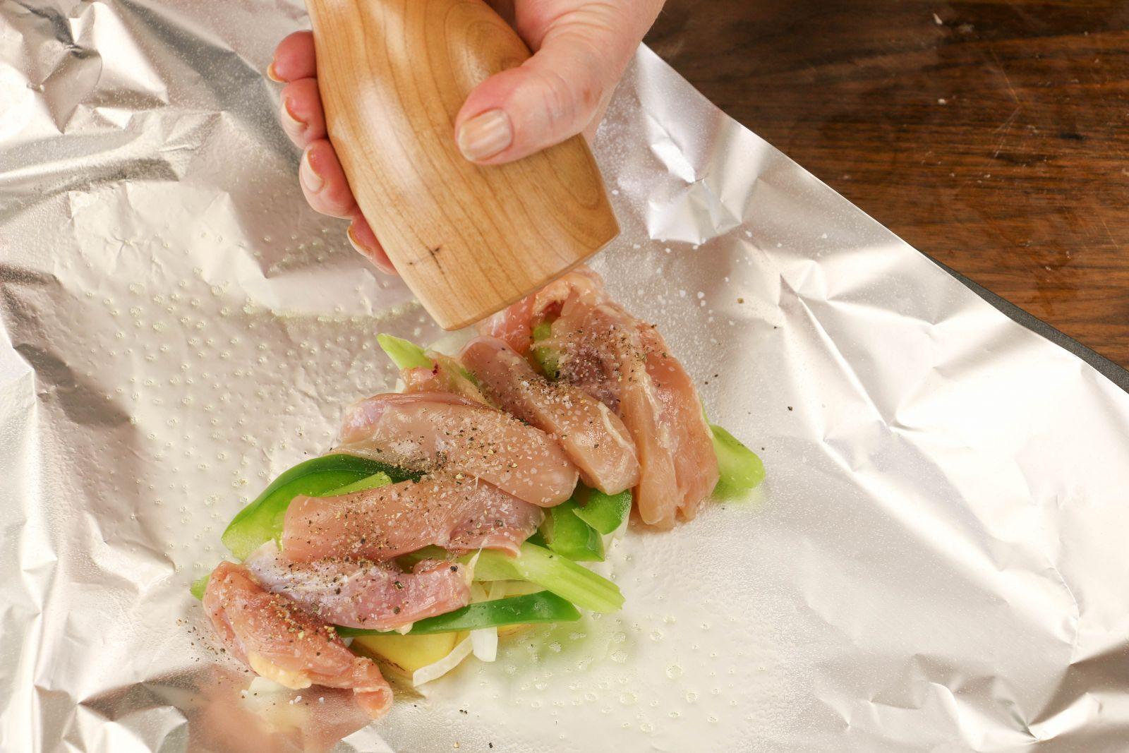 chicken breast baked in foil jpg 422x640