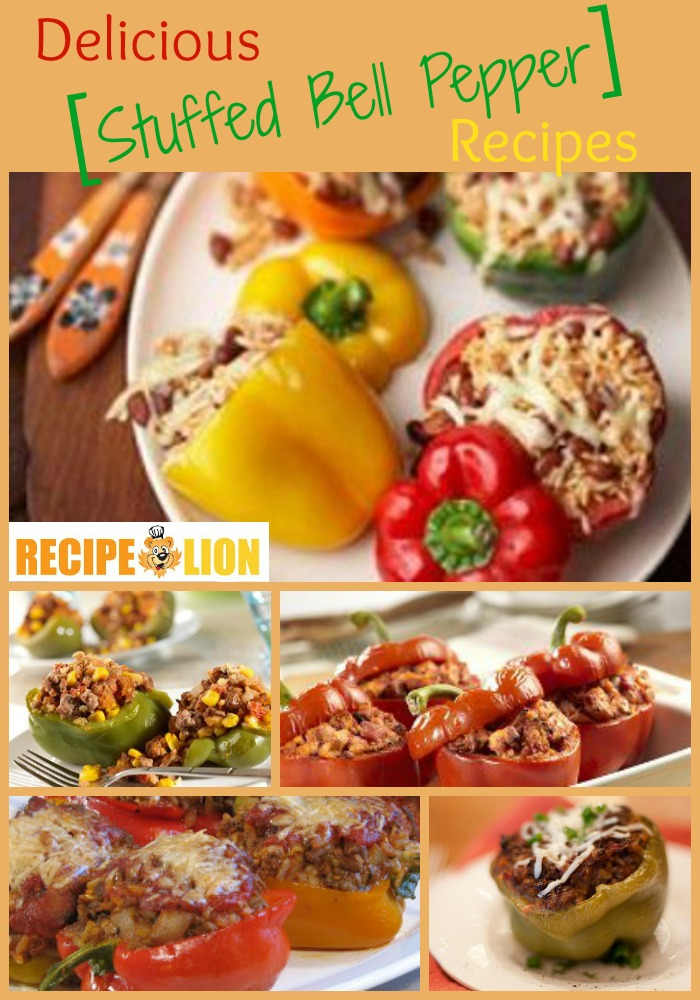 Delicious Stuffed Bell Pepper Recipes