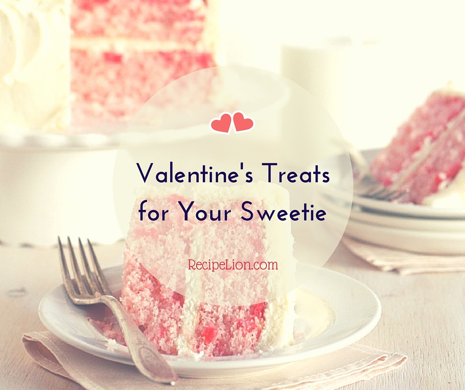 13 cute dessert ideas for valentine 39 s day - Desserts valentines day ...