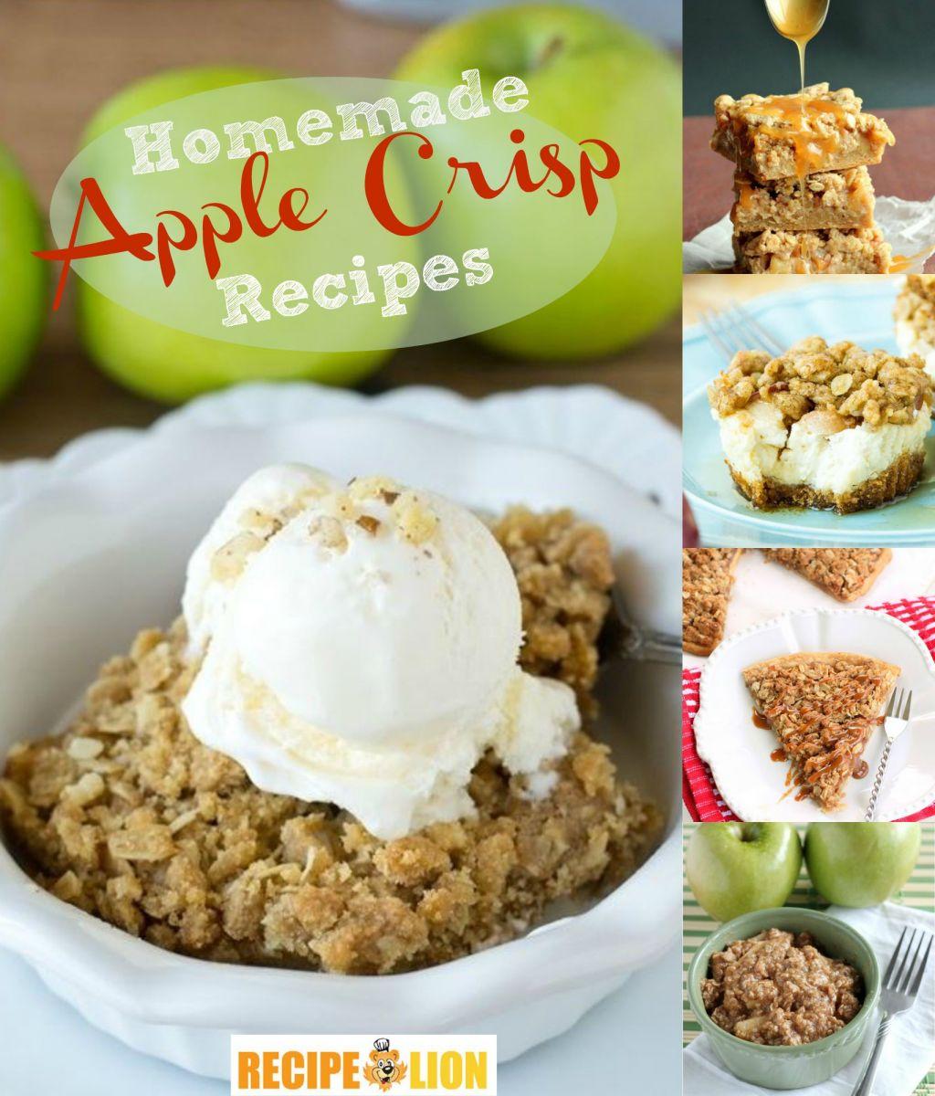 Easy Homemade Apple Dessert 13